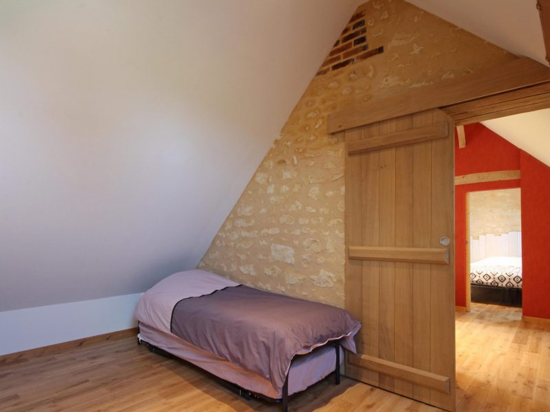 chambre dortoir lit gigogne